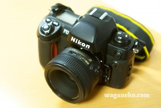 F100 + AF-S NIKKOR 50mm f/1.8G